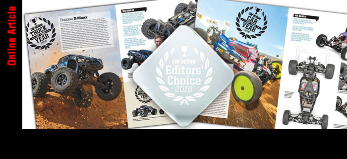 2016 Editors' Choice Awards