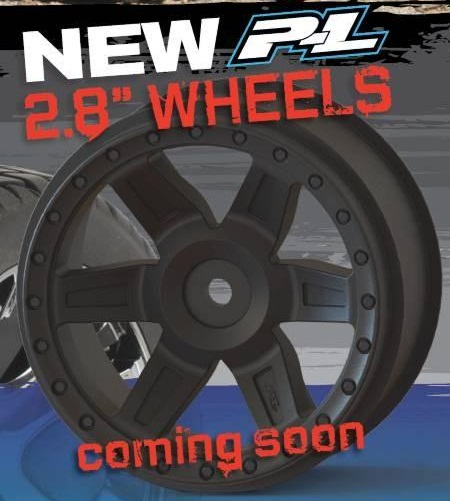 Unofficial Sneak Peek: Pro-Line 2.8″ Wheels
