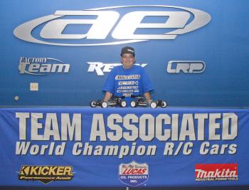 Team Associated Reunites With Brian Kinwald