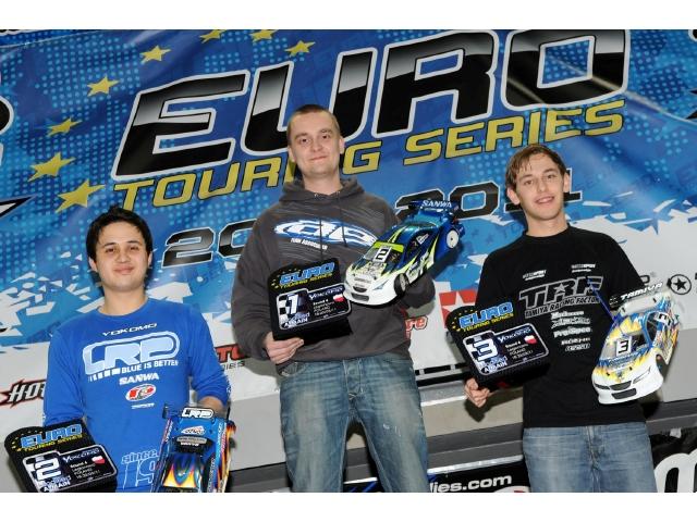 Juho Levanen Wins ETS Round 4