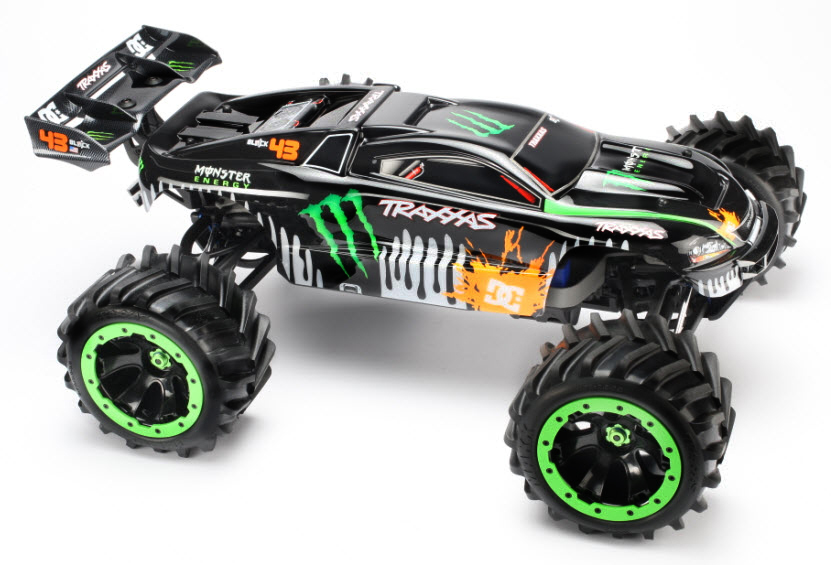 Traxxas Ken Block Edition E-Revo ONE OFF