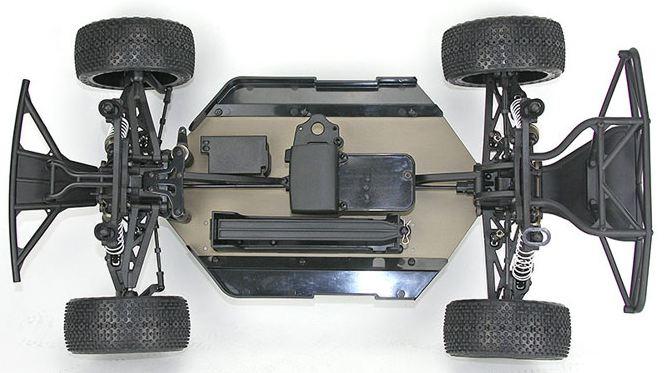 OFNA NEXX 10SC 80% Roller 4x4 Short Course Truck - RC Car Action