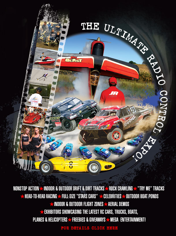 RCX is this weekend--come and check it out!