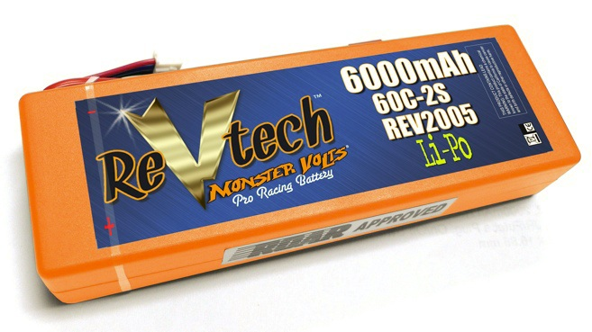 Epic Revtech Monster Volt LiPo Packs