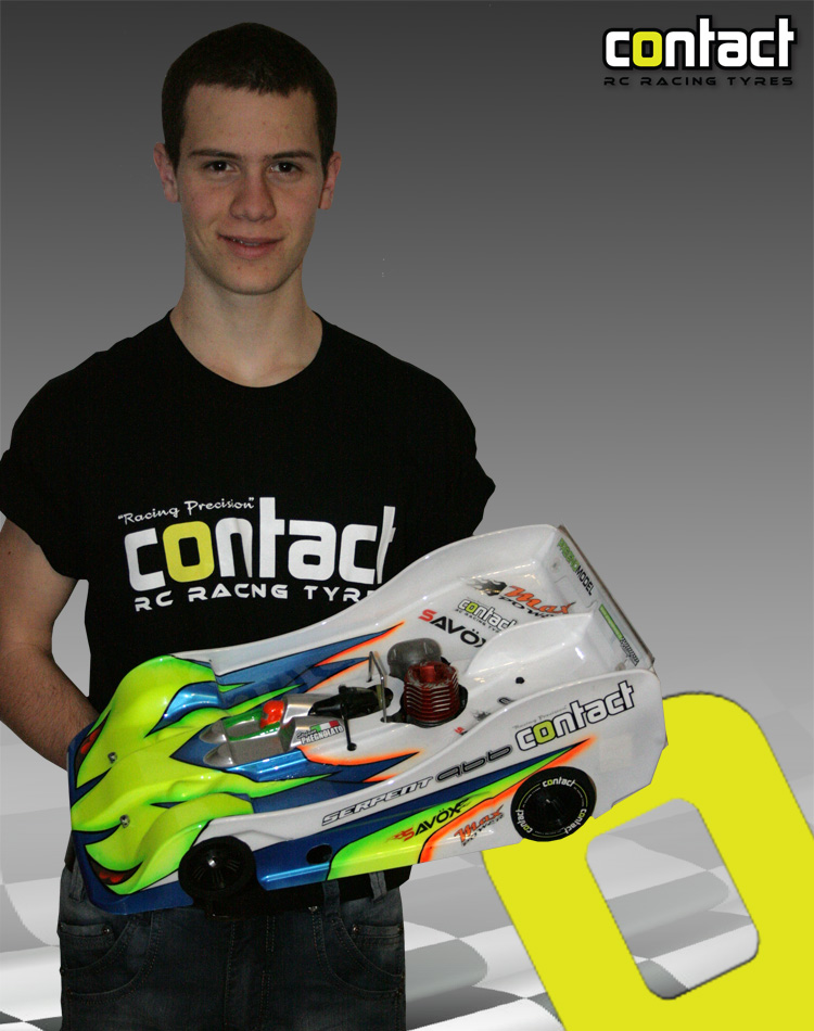 Contact RC Signs Michele Romagnoli And Stefano Pregnolato For 2011 Race Season