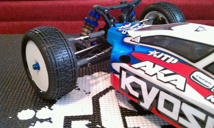 Spy Pics Of AKA's New Rebar 1/10 Off-Road Tire
