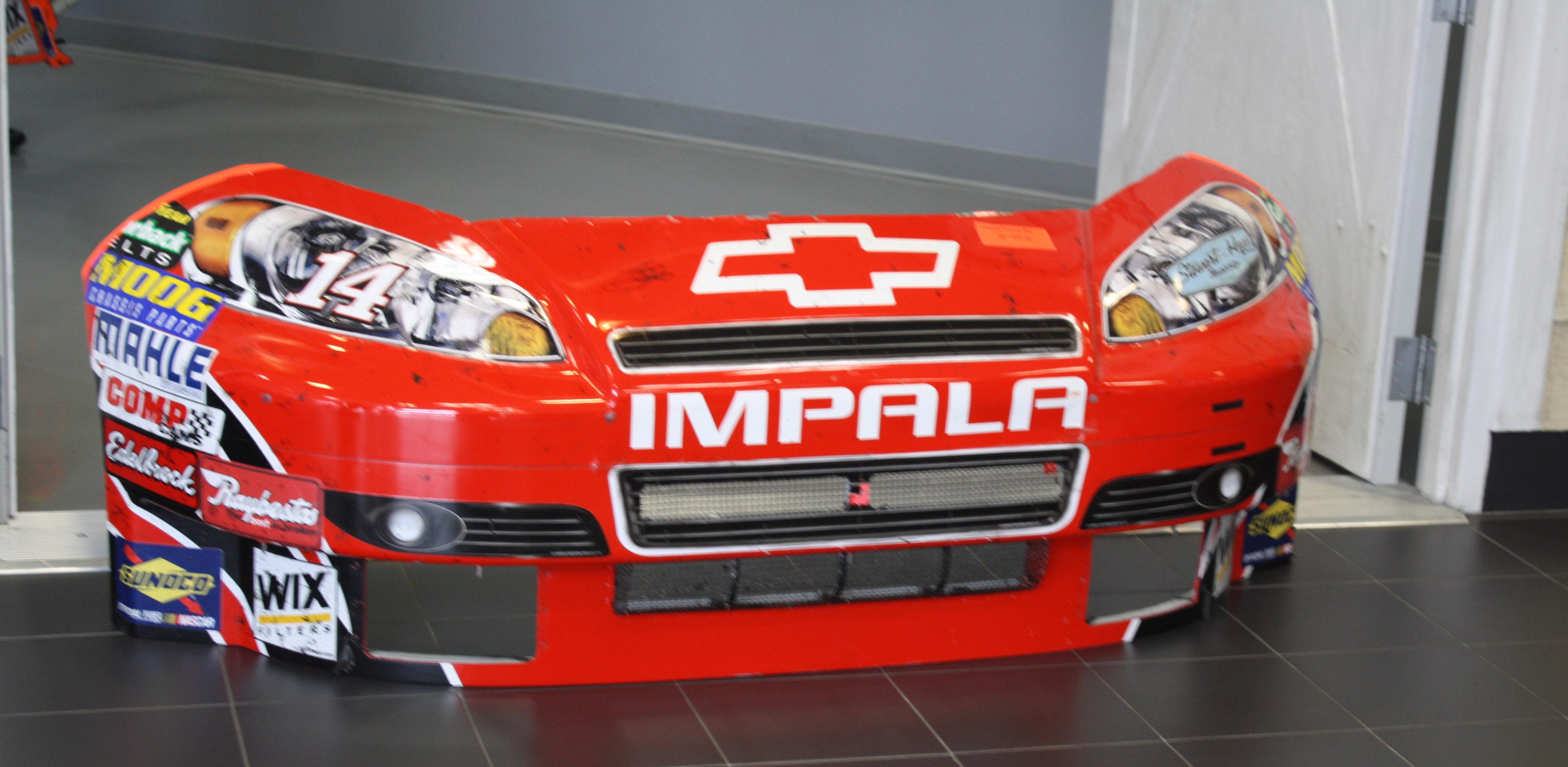 Amazing NASCAR Giveaway at RCX 2011