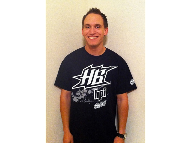 Hot Bodies Welcomes Tyler Vik To The Factory Hot Bodies Racing Team
