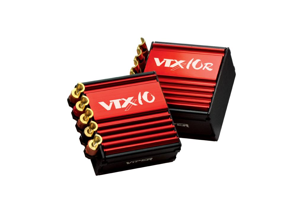 Viper RC Releases VTX10/10R ESC