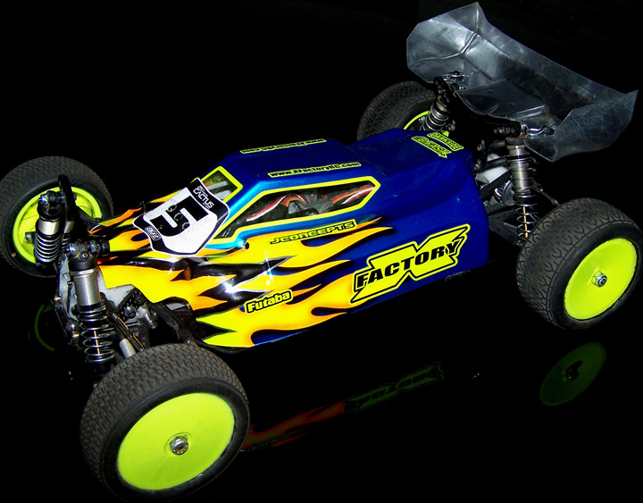 1st Look At X Factory's New X-7 4WD Buggy