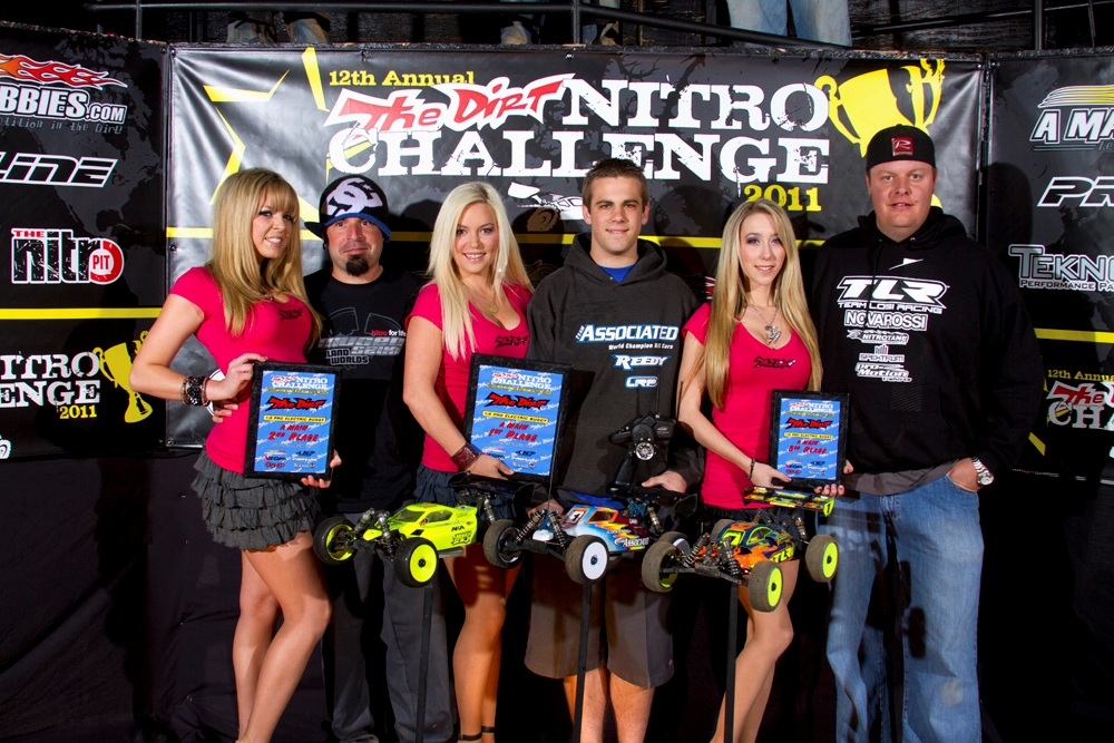 Hartson And Amezcua Finish 1-2 At 2011 Dirt Nitro Challenge