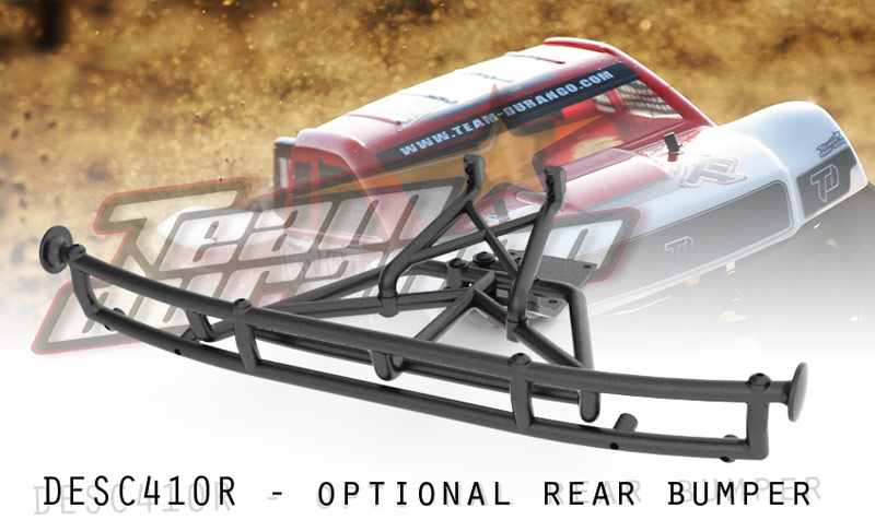 Team Durango DESC410R Optional Rear Bumper