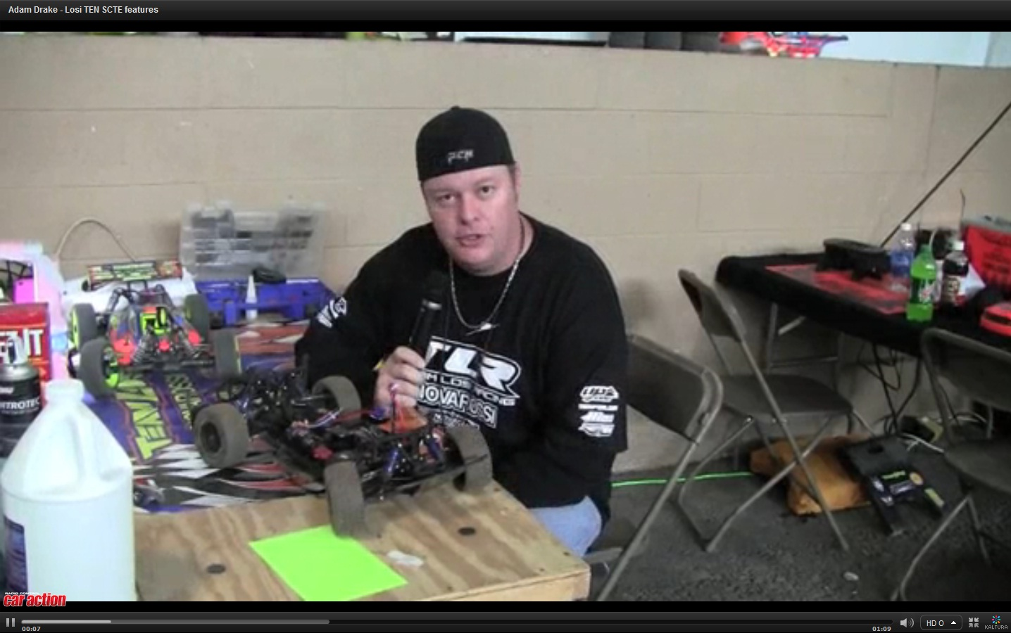 Exclusive Video: Losi's Adam Drake on Tuning the TEN-SCTE