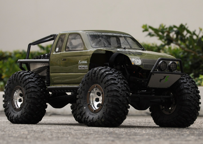 Axial Releases 2.2 Ripsaw Tires, TransSpur Gear Cover, And XR10 High-Leverage Steering Arm