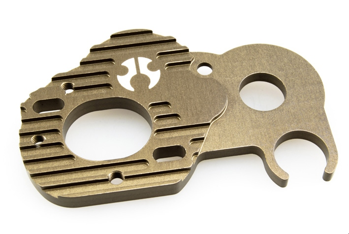 Axial XR10 Heavy Duty Gear Plate