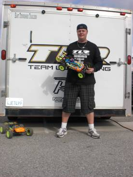 Team Losi Racing Wins At TLR Winter Series Round #3 At Revelation Raceway