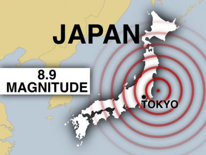 Tragedy in Japan as Earthquake Hits and Triggers Tsunami