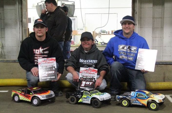Brian Kinwald Wins At Round 1 Of The 2011 Short Course Showdown Nation Wide Tour