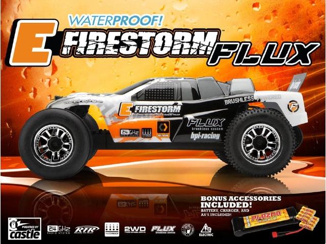 HPI RTR E-Firestorm Flux Gets Updated