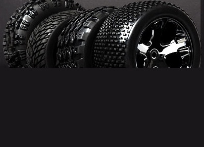 Sneak Peek: Pro-Line Direct Fit Tires For Traxxas Vehicles