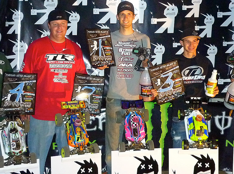 Ryan Lutz Wins Pro Buggy And Truggy At Psycho Nitro Blast