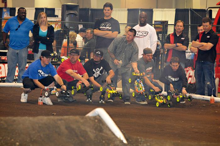 RCX 2011–Dirt Track