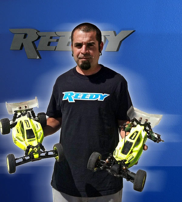 Travis Amezcua Re-Signs With Reedy/LRP For 2011