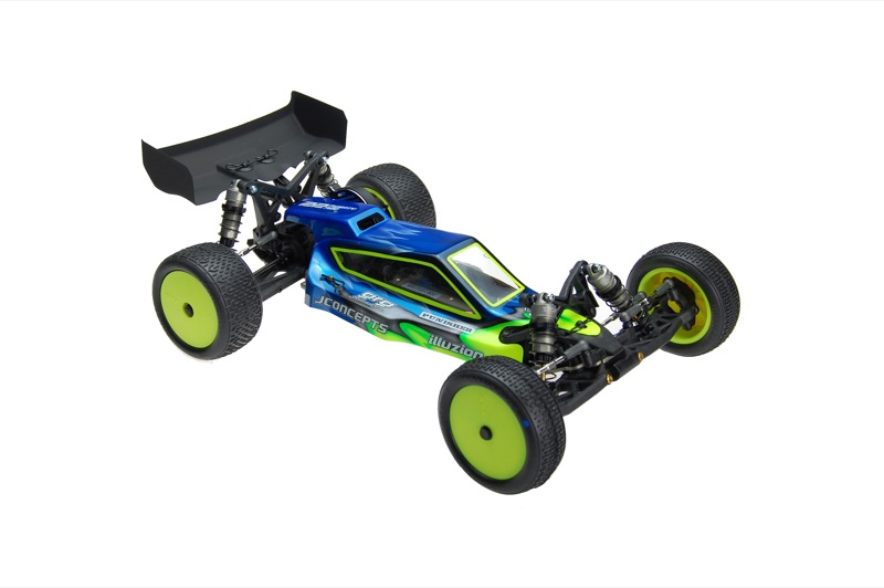 JConcepts Releases Punisher Body For TLR 22 And Raptor SVT Body For Traxxas Rustler