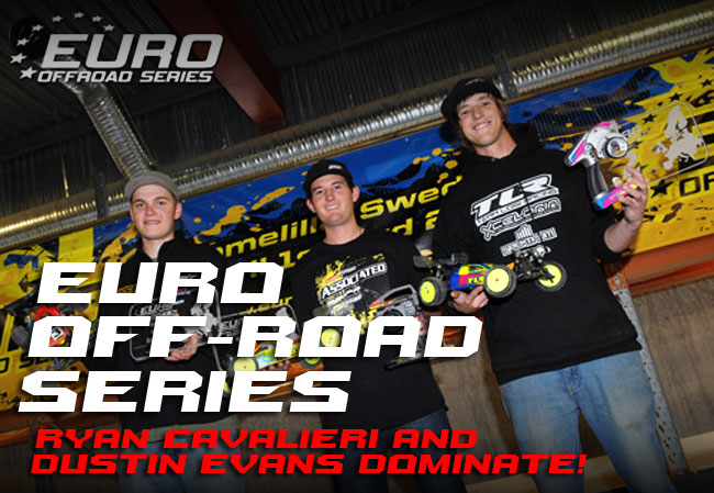 Orion Wins At 2011 Euro Off-Road Series