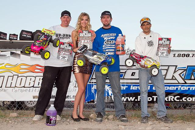 Antill Scores Double Victory At 2011 Silver State Nitro Challenge