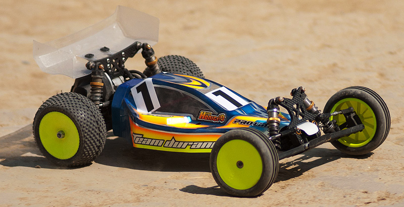 Team Durango DEX210 Prototype Wins Round 1 Of The Austrian 1/10 Off Road Nationals