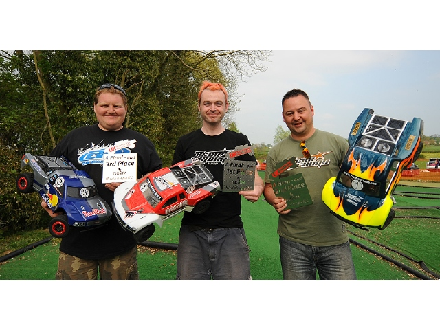 Team Durango And Tekin Win Round 1 Of The UK Short Course National Series