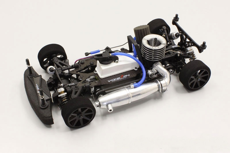 Kyosho V-ONE R4 GP Comp Touring Kit