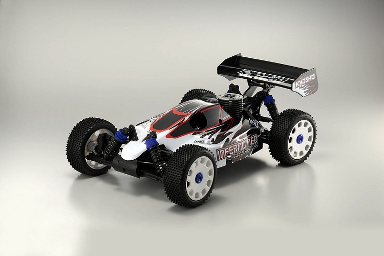 Kyosho Inferno Neo Race Spec 2.4GHz Ready Set Nitro 1/8 Buggy