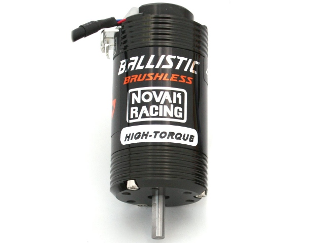 Novak Ballistic 550 High-Torque Brushless 4.5T Motor