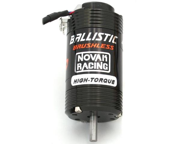 Novak Ballistic 550 High-Torque Brushless 4.5T Motor