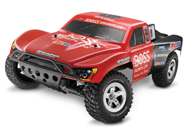 Traxxas Slash Chad Hord Edition