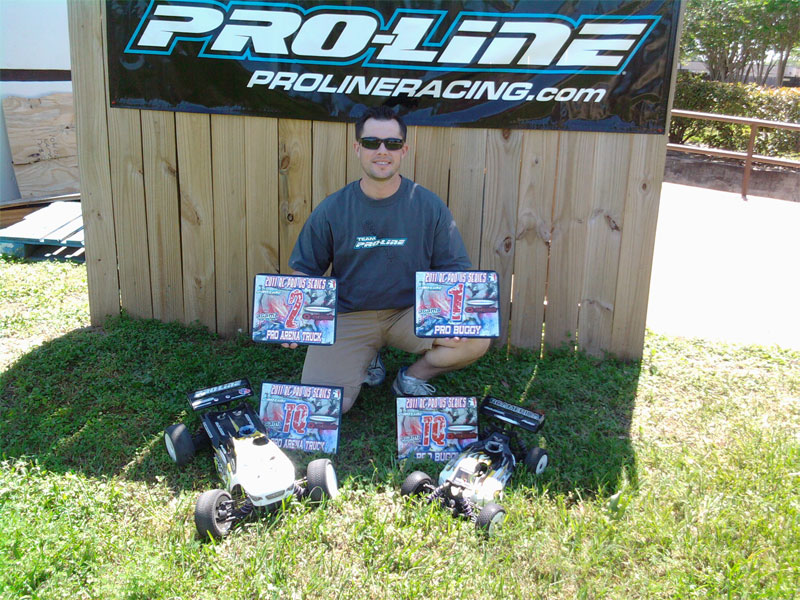 Jason Branham Wins At RC Pro National Series Round #1