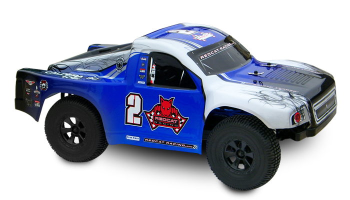 Redcat Racing Caldera SC 10E 1/10 Brushless Short Course Truck