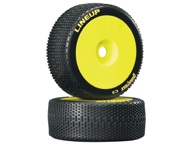 "DuraTrax Performance Racing Tires Now Available In C3 ""Super-Soft"" Compound"