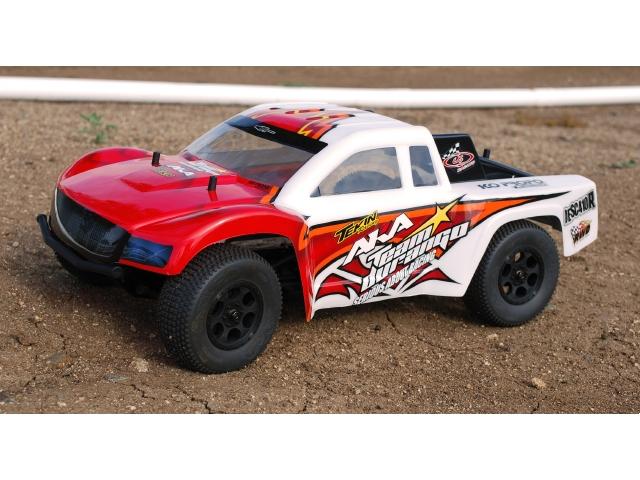 "DE Racing ""Trinidad"" Wheels For The Team Durango DESC410R"