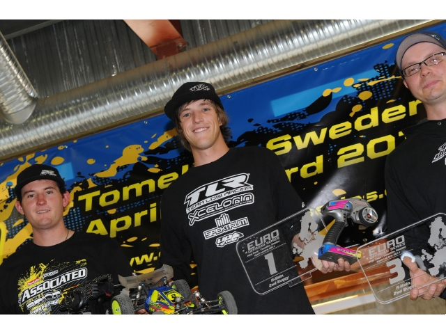 Team Losi Racing's Dustin Evans Takes Championship Win With 22 At EOS