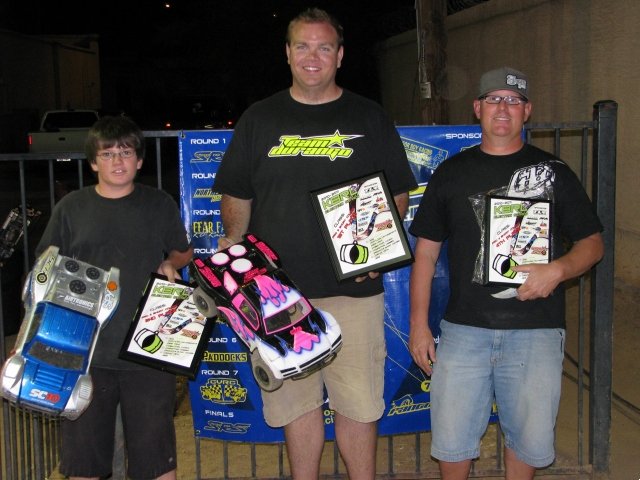 Billy Fischer Dominates The KBRL With JConcepts