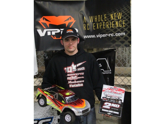 TQ Racing Podiums At The 1st Round Of The Short Course Showdown Nation Wide Series