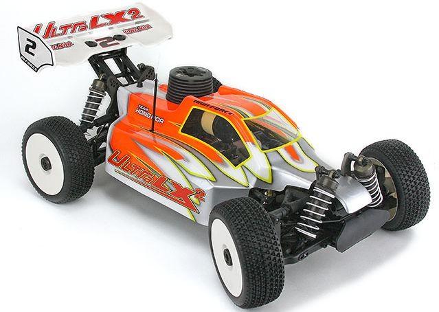OFNA Ultra LX2 RTR 1/8 Nitro Buggy