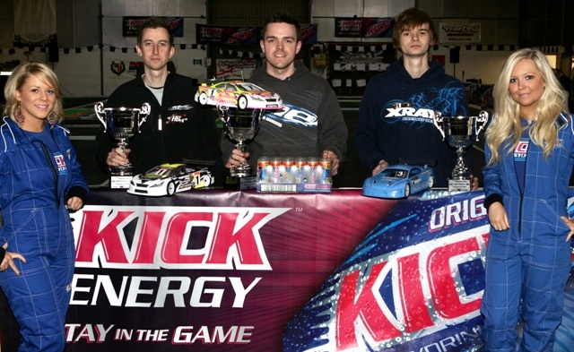 Olly Jefferies Wraps Up Kick Ardent Winter Series Championship