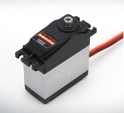Spektrum 1/8 And High Voltage Servos