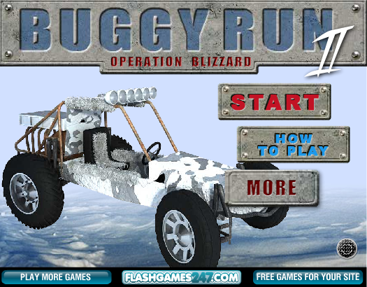 Buggy Run II