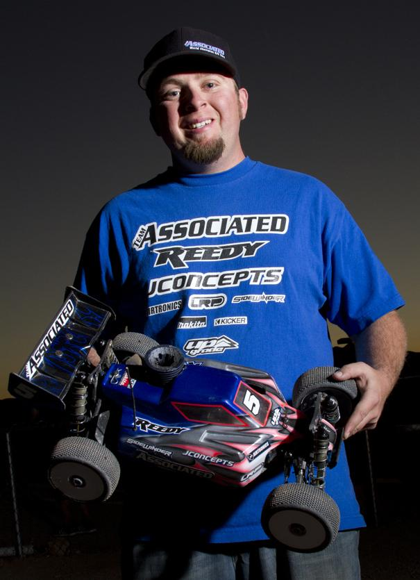 Team Associated/JConcepts/Reedy's Ryan Maifield Earns Expert Buggy Silver State Title