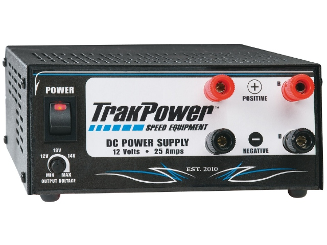 TrakPower Gear: LiPos, Soldering Iron, Power Supply, Temp Gauge, & More